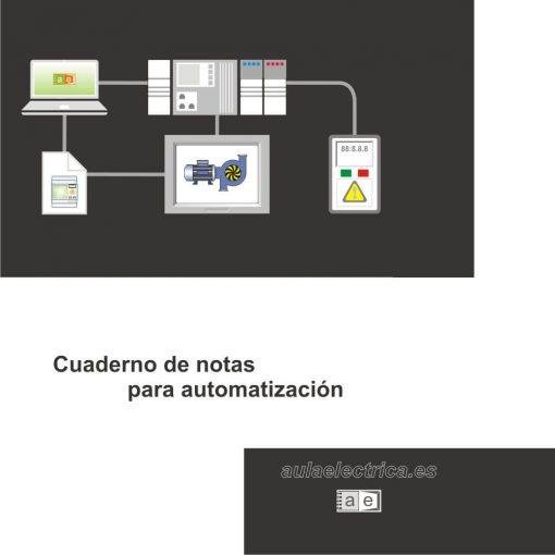 Aulaelectrica.es - Cuaderno de notas para automatización