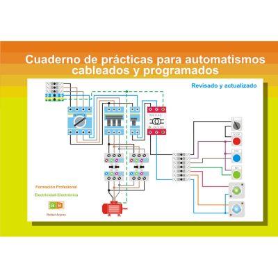 Aulaelectrica.es - Cuaderno de prácticas para automatismos cableados y programados - Guía para el profesor