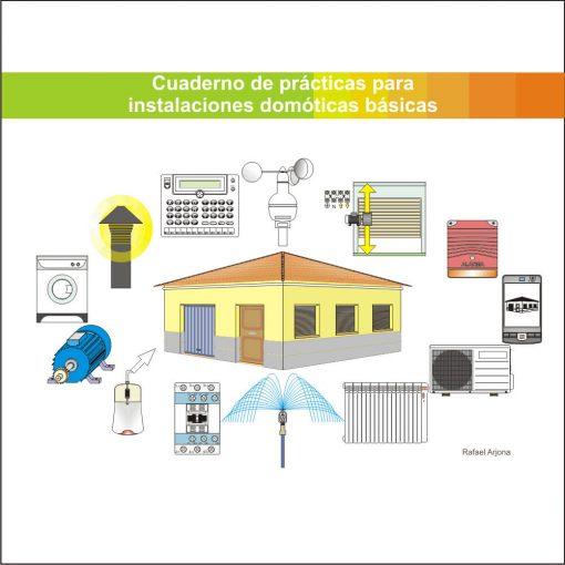 Aulaelectrica.es - Cuaderno de prácticas para instalaciones domóticas básicas