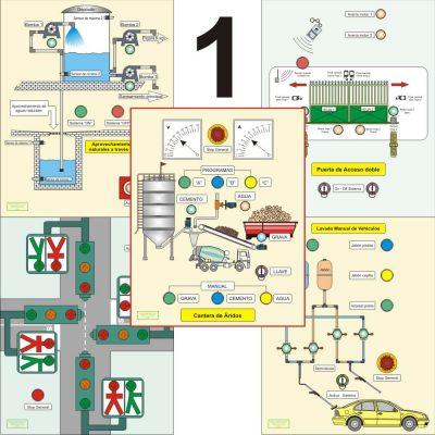 Aulaelectrica.es - Estuche de ilustraciones - Juegos básicos 1